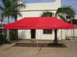Tenda Gazebo Sanfonada Estrutura Extra Forte 6x3 R$ 695,00 Pronta Entrega! NOVA!