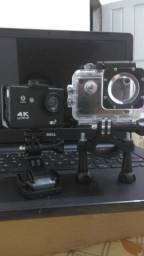 Câmera Go sport Pro WiFi LCD Aprova d'água