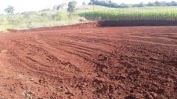 Vendo chacrinha barata ja está feito terraplanagem só construir!