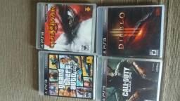 Jogos de PS3 barateza