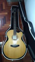 Vendo violão Yahama CPX5-YN jumbo