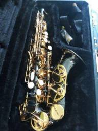 Sax soprano Hoyden Curvo Hsc-25b Sib
