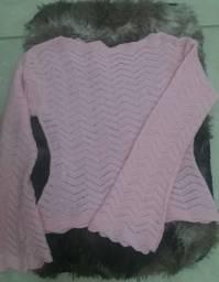 Blusa de tricor