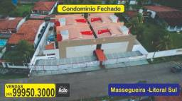 Casa Massagueira Financiada Nova