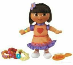 Boneca Dora Aventureira Pronta Para Festa Fisher~Price - Mattel
