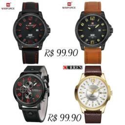 Promoção Relógios