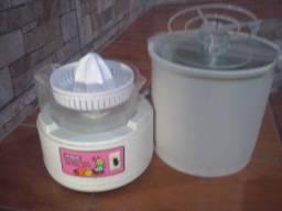 Expremedor maquina de sorvete