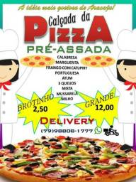 Pizza Pré-assada