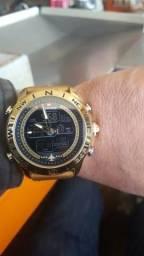 Relógio NAVIFORCE DIGITAL E ANALÓGICO! ORIGINAL!!!