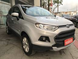 Ford ecosport 1.6 titanium flex manual - 2013
