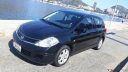 Nissan Tiida 2012 1.8 S completo - 2012