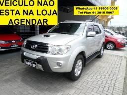 Toyota Hilux SW4 Diesel 4x4 Automática 7 Lugares 2011 Completa - 2011