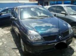 Clio sedan 1.6 completo e barato - 2006