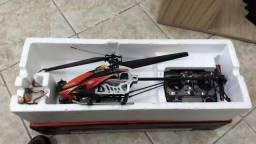 Helicóptero controle remoto(troco por auto modelo)