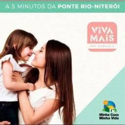 Viva Mais São Gonçalo - 45m² - São Gonçalo, RJ - ID29611