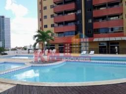 Vende-se Apto Semi-Mobiliado no Residencial Porto Astúrias - KM IMÓVEIS