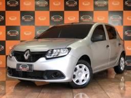 Renault Sandero Authentique 1.0 12V SCe (Flex) - 2019