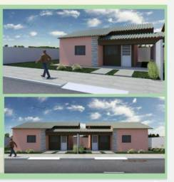 Casas 2 Quartos para Venda em Várzea Grande, Paiaguas, 2 dormitórios, 1 suíte, 2 banheiros