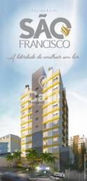 Apartamento à venda com 2 dormitórios em Centro, Santa maria cod:1064