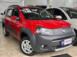 FIAT UNO 2014/2014 1.0 EVO WAY 8V FLEX 4P MANUAL