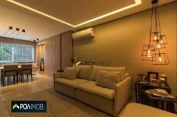 Apartamento com 2 dormitórios para alugar, 74 m² por R$ 4.110,00/mês - Petrópolis - Porto