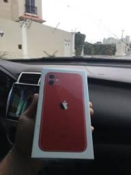 Iphone 11 lacrado 64 e 128 gb