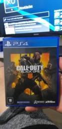 Troco jogo ps4 call of duty 4