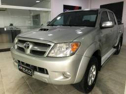 Toyota Hilux Cabine Dupla 3.0 SRV CD 4x4 DIESEL MANUAL 4P - 2006
