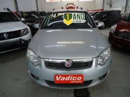 FIAT PALIO WEEK. ATTRACTIVE 1.4 FIRE FLEX 8V 2014 - 2014