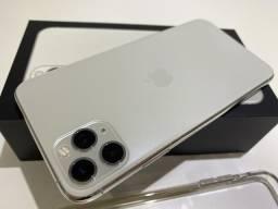 IPhone 11 Pro Max 64GB Prata | ANATEL | Desbloqueado | 15 dias de uso | Garantia.