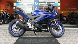Yamaha Nova R3 321cc Abs 2021 Azul Pronta entrega
