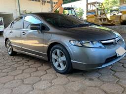 Honda Civic LXS A/T Flex Ano 2008/2008 - 2008