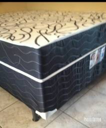 Cama box casal entrega rapida 10 cm
