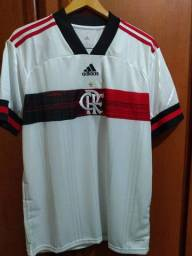Camisa do Flamengo 2020 Branca