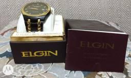 Relógio Elgin 4 Diamantes 10 anos de garantia