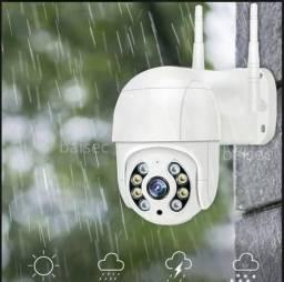 Speed Dome Câmera IP Wi-Fi Resistente à chuva Ip66 Sistema Icsee