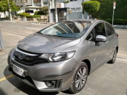 Honda Fit Ex Aut. 2016 44 Mil Km Novissimo Revisado Oportunidade Imperdivel
