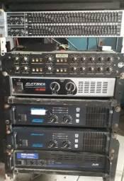 Amplificador/ Equalizador / Crossover