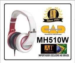 Headphones Cad Mh510w Profissional Estúdio Monitor Fone Cad Mh510w