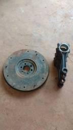 Leia a Descrição Parte de baixo Motor AP 1.8