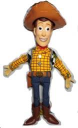 Woody Jessie Buzz Ligthyear Toy Story Bonecos de Coleção