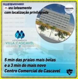 Loteamento Villa Cascavel 02- Invista já!¨¨!