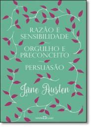 Livro 3 em 1 - Jane Austen