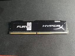 Memória Ram HiperX  DDR4  4 GB  2400 mhz