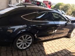 Audi A7 2011 - Sucata Para Venda de Peças