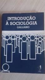 Livro Introdução a Sociologia