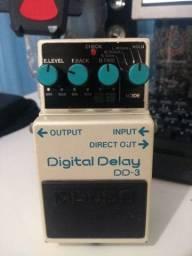 Boss DD-3 Digital Delay Parcelo 10x sem juros