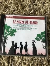 Cd Original Le Nozze di Figaro - Mozart