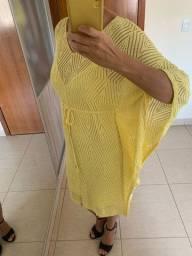 Vestido de tricô tamanho 42/G