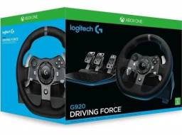 Volante Logitech G920 - PC e XBOX one